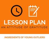 Lesson Plan: Gratitude Close Read
