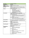 Lesson Plan: Introduction to Chemistry