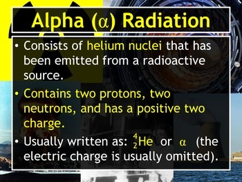 Lesson Plan: Introduction to Types of Radiation