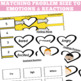 SOCIAL SKILLS ACTIVITIES: Problem Sizes {Differentiated For k-5th Grade/Ability}