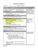 Lesson Plan - Level of Accuracy
