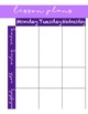 Lesson Plan Notebook Binder