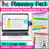 Lesson Plan Pack