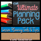 Lesson Plan Pack