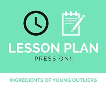 Lesson Plan: Press On Close Read