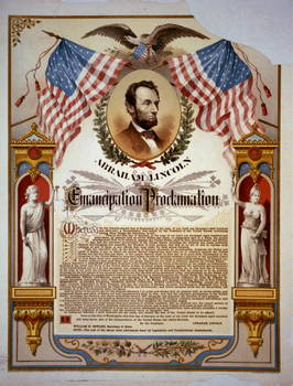Lesson Plan: Reassessing Lincoln and the Emancipation Proclamation
