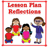 Lesson Plan Reflection