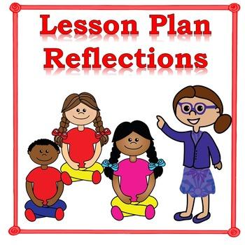 Lesson Plan Reflection