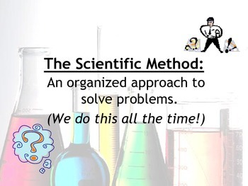 Lesson Plan: Scientific Method - Warm Up, Notes, Homework, and Demonstration