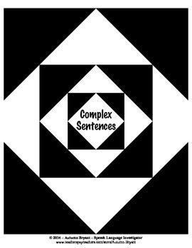 Lesson Plan - Script for HOW to Teach Simple, Compound and