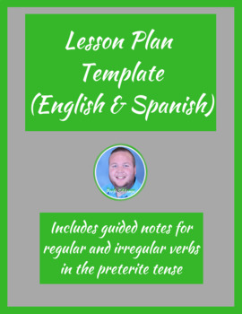 Lesson Plan Template (English & Spanish Versions)