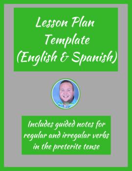 Lesson Plan Template (English & Spanish Versions)