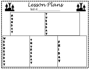 Lesson Plan Template - Track