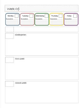 lesson plan template for library or special area classes. Black Bedroom Furniture Sets. Home Design Ideas