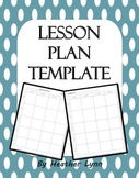 Lesson Plan Template (for secondary)
