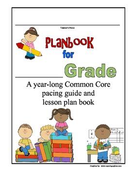 Lesson Plan Template for the Common Core Classroom Teacher
