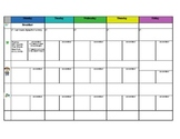 Lesson Plan Template with Accom/Mods