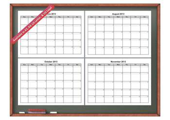 Lesson Plan Templates and Calendar -(Daily, Weekly, & Monthly) {2013 - 2014}