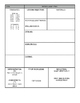 Lesson Plan Templates with Common Core Standards Included