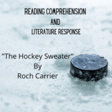 Lesson Plan-The Hockey Sweater by Roch Carrier