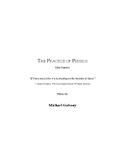 (Physics) Lesson Plan - Unit 1: Measurements and Uncertainties