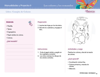 Lesson Plan: Verbs in Spanish