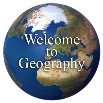 Unit Lesson Plan - What is Geography?