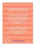 "Lesson Plan and Worksheet for book: ""Mufaro's Beautiful Daughters"""