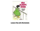 Lesson Plan and Worksheets for Ira Sleeps Over by Bernard Waber
