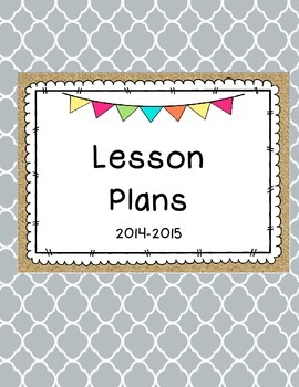 Lesson Plan binder cover 2014-2015