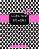 Lesson Plan binder cover & sides