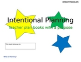Lesson Plan book for Infant and Toddler activities
