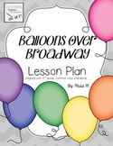 Lesson Plan for Balloons Over Broadway by Melissa Sweet