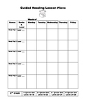 Lesson Plan for Guided Reading