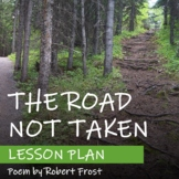 Lesson Plan for The Road Not Taken