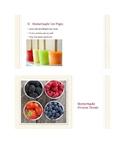 Lesson Plan for Watermelon Freeze Pops