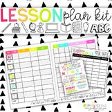 Lesson Plan kit for teachers