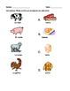 Lesson Plan on Farm Animals