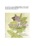 Lesson Plan using Milkweed Food Chain to Study Life Cycle-Food Chain Connections