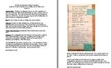 Grade 3 Lesson Plan Session 10/ The Art of Informational Writing & bonus lesson