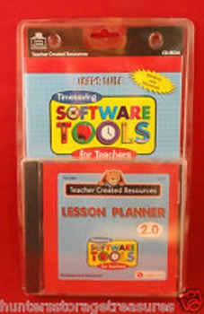 Lesson Planner 2.0 (Teacher Created Resources)