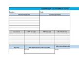 Lesson Plan Template- ELA - Grade 8 - Embedded w/ LAFS, ESOL/ESE Codes