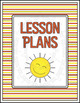 Lesson Planner, Stripes - High Quality Vector Graphics