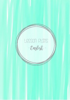 Lesson Planner for ESL