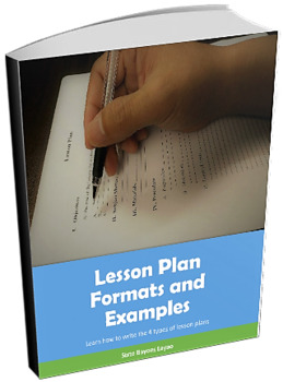 Lesson Plan Formats and Examples
