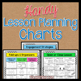 Lesson Planning Charts