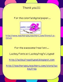 Lesson Planning Cheat Sheet