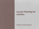 Lesson Planning:  Collaborative Common Planning for Literacy Coaches