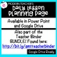 Lesson Planning DAILY Page