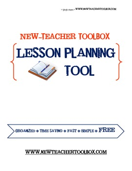 Lesson Planning Form